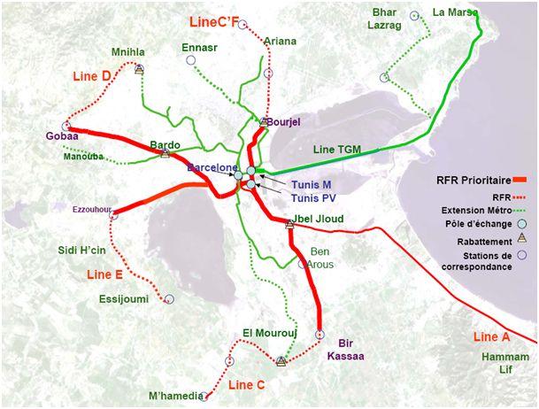La ligne E du Réseau Ferroviaire Rapide prête pour l'été 2019: Le ministre du Transport s'y