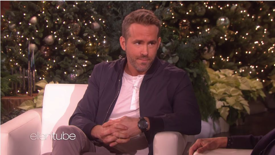 Ryan Reynolds' Take On Raising Kids Is For Every Exhausted
