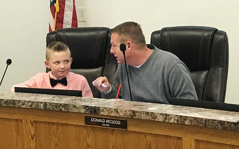 Nine-year-old Dane Best convinced leaders of a small Colorado to lift a long-standing ordinance banning snowball fights.