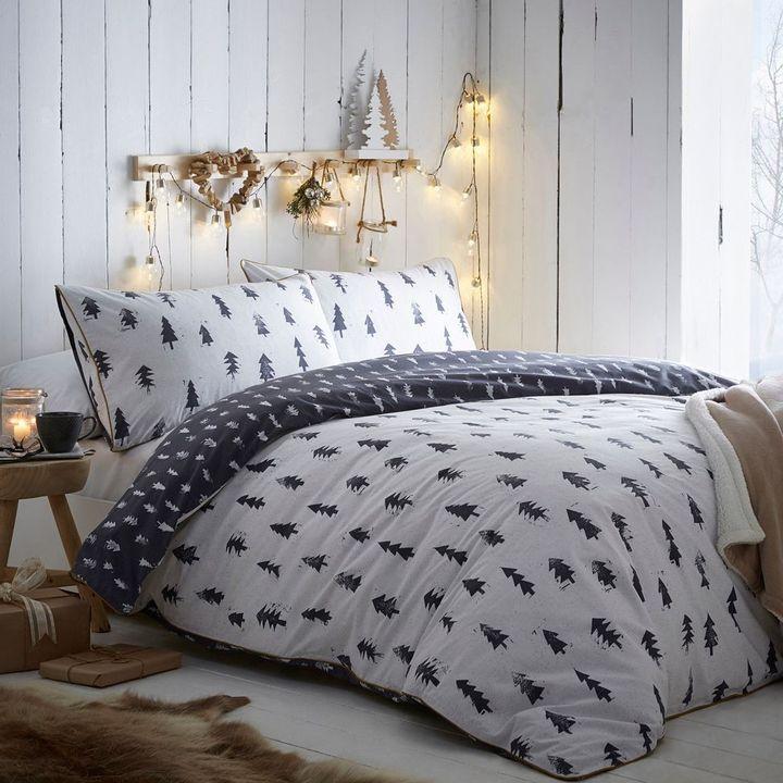 Christmas Bedding.Beautiful Christmas Bedding Sets To Keep You Warm This
