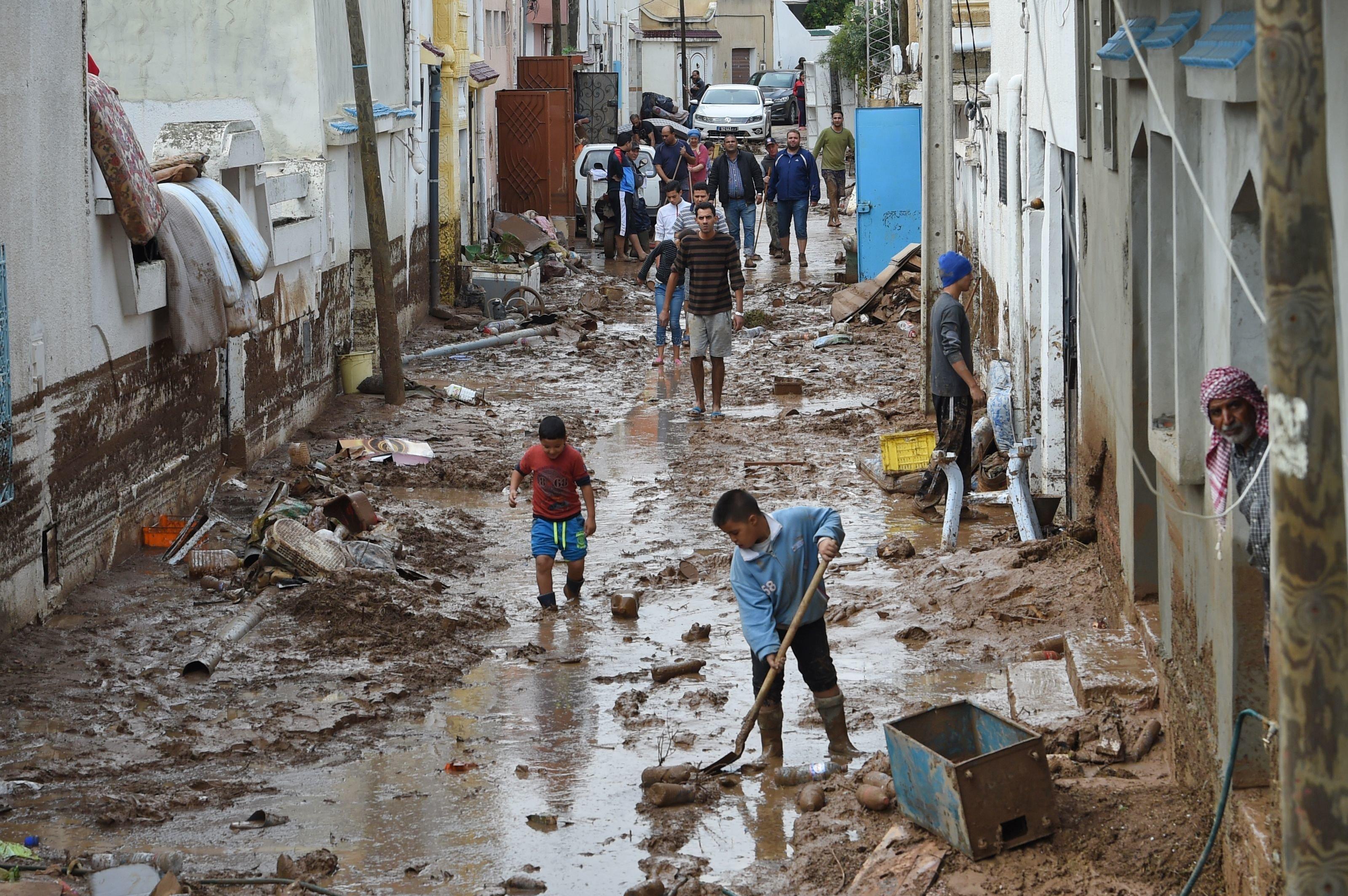Global Climate Risk Index: La Tunisie classée à la 136ème