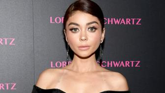WEST HOLLYWOOD, CA - MARCH 13:  Sarah Hyland attends Lorraine Schwartz launches The Eye Bangle a new addition to her signature Against Evil Eye Collection at Delilah on March 13, 2018 in West Hollywood, California.  (Photo by Emma McIntyre/Getty Images for Lorraine Schwartz )