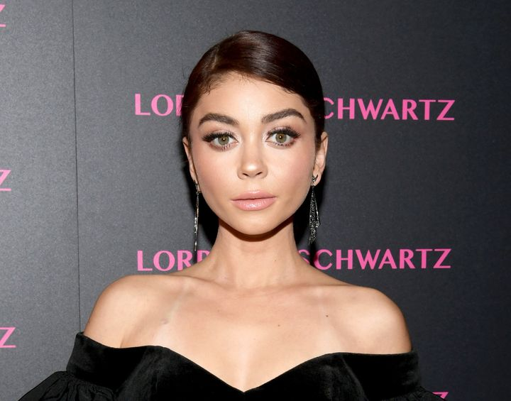 Sarah Hyland's 14-year-old cousin Trevor Canaday was killed by a drunk driver on Saturday.