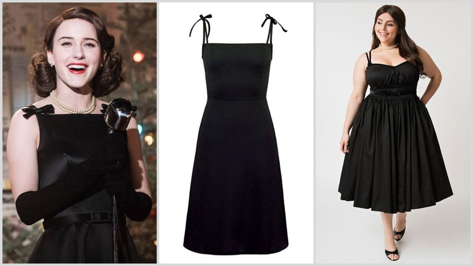 ab64dcfc4a8 How To Dress Like 'The Marvelous Mrs. Maisel,' Just In Time For ...
