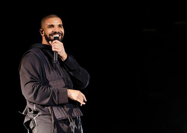 Drake performsat the Squamish Valley Music Festival in
