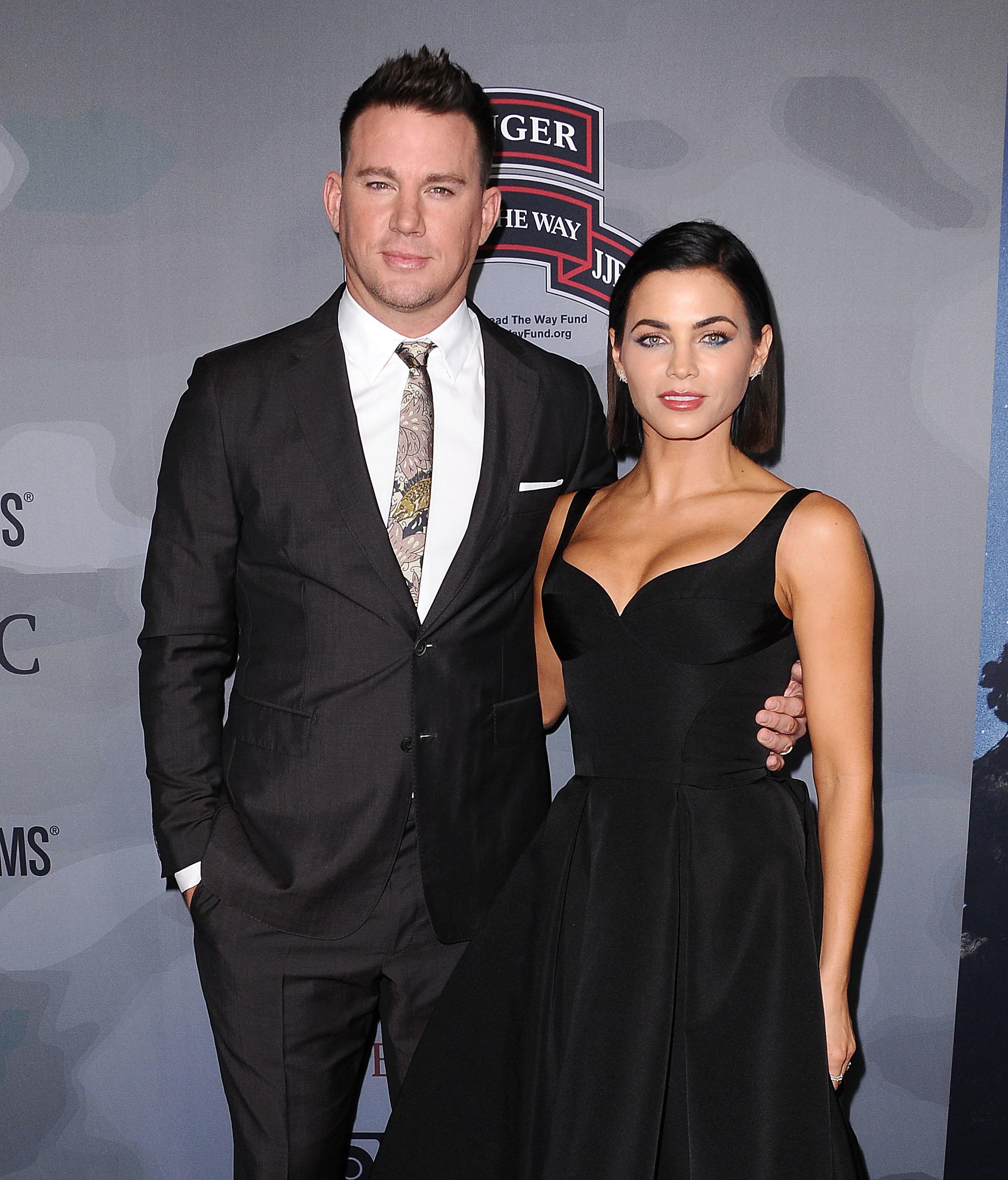 Jenna Dewan Talks Channing Tatum Split: 'I Let Myself