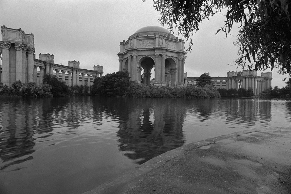 The Palace of Fine Arts, where Tchiya Amet El Maat publicly accused Neil deGrasse