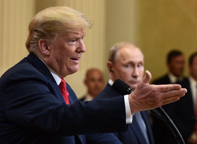 미국 대 중국·러시아 '신냉전'의