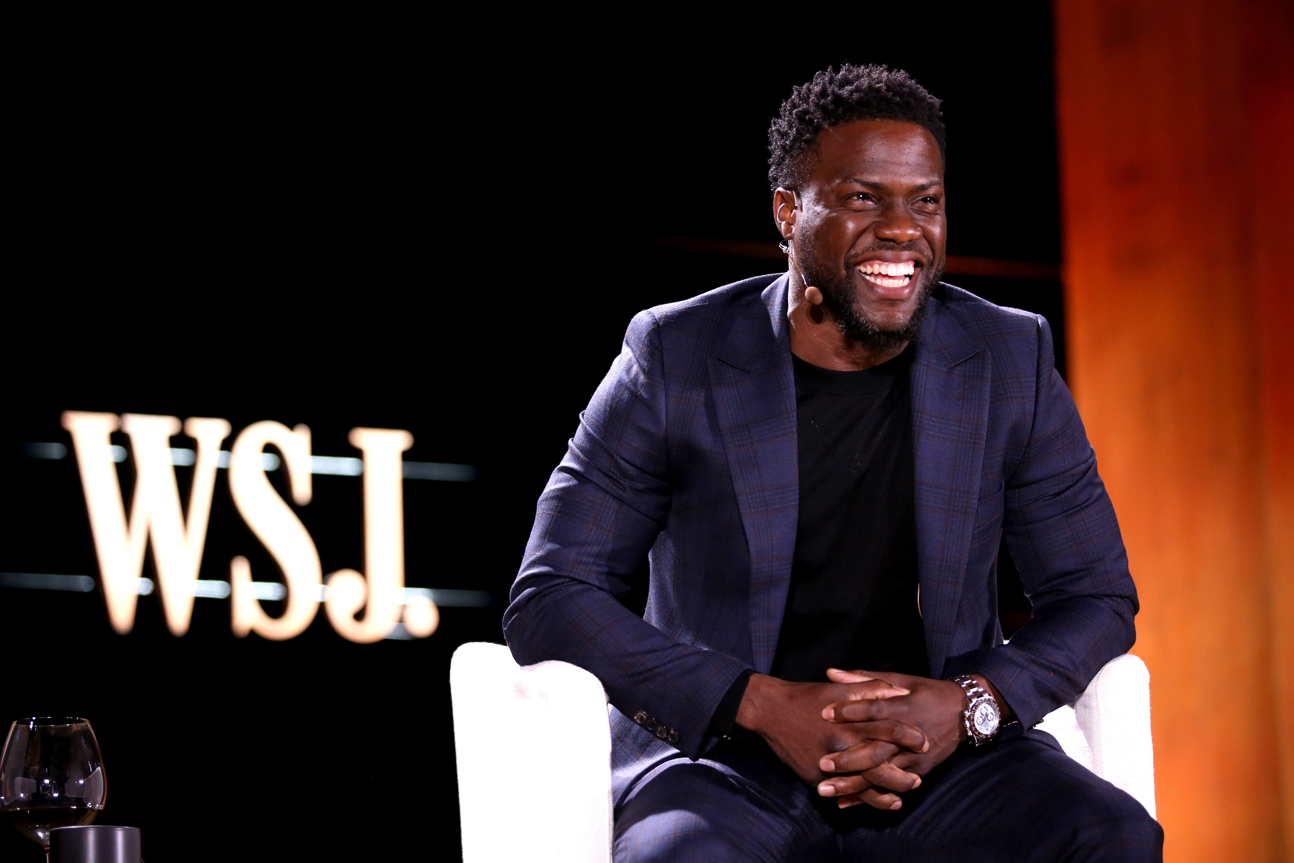 Say hello to Kevin Hart, your next Oscar host.