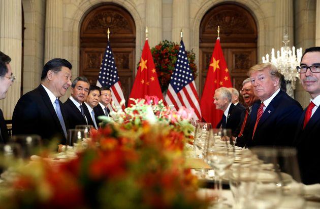 Βέβαιο για διευθέτηση της διένεξης με τις ΗΠΑ δηλώνει το κινεζικό υπουργείο