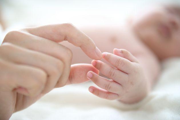 사망자로부터 자궁을 이식받은 여성이 아이를