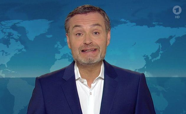 Der ARD-Studioleiter in Paris,Michael Strempel.