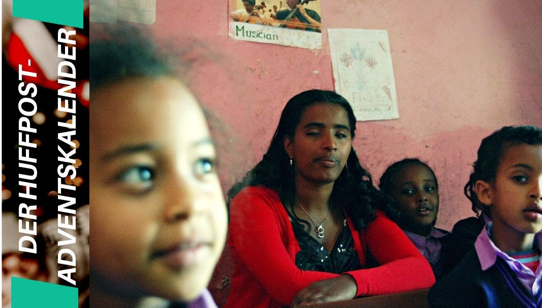 """Junge Äthiopierin: """"Ich erblindete als Kind – diese wichtige Botschaft habe ich an junge"""