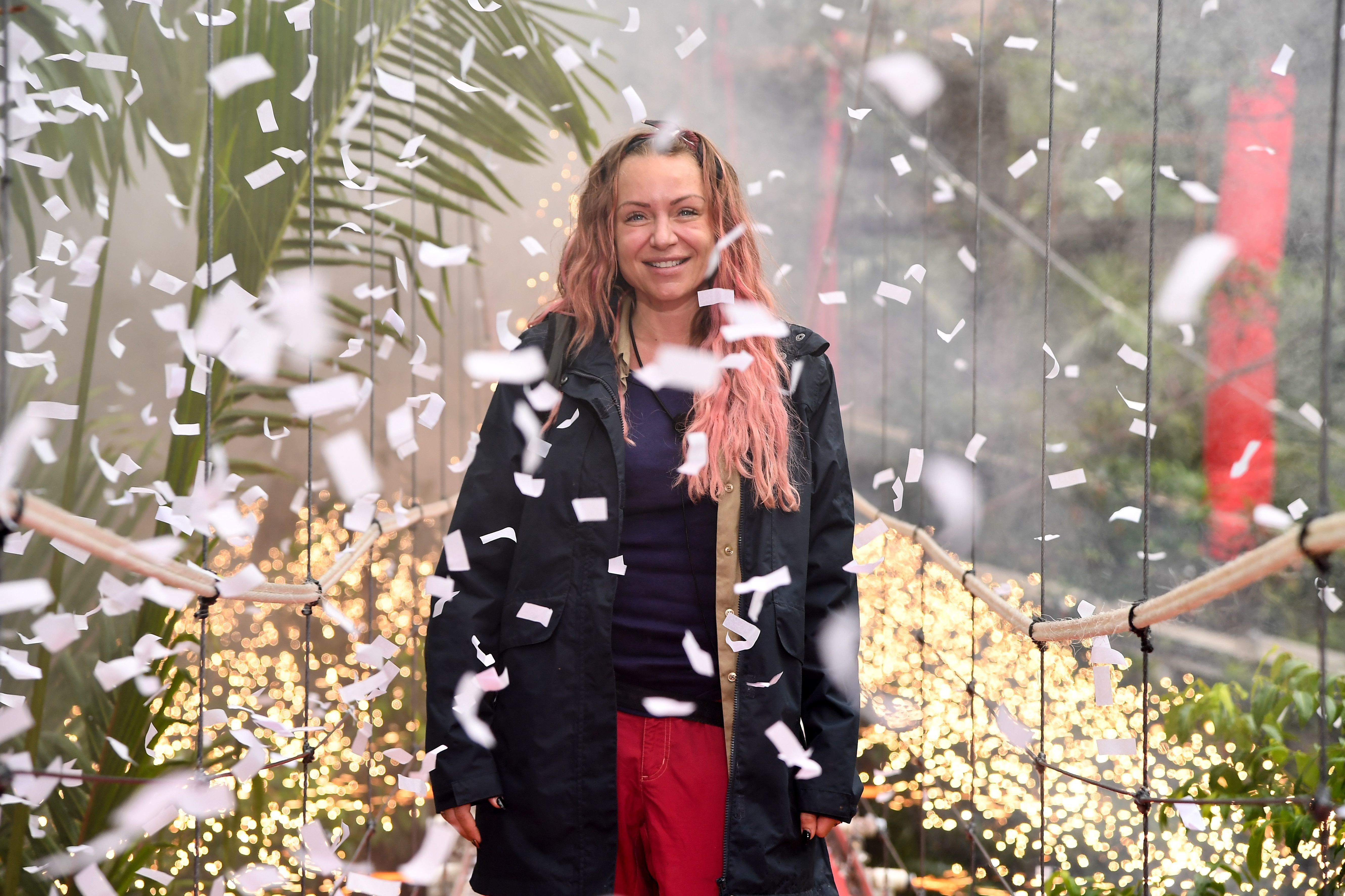 Rita Simons Is The Latest Star To Leave The 'I'm A Celebrity'