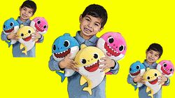 Parents, You Can Now Buy Singing Baby Shark Toys For Your