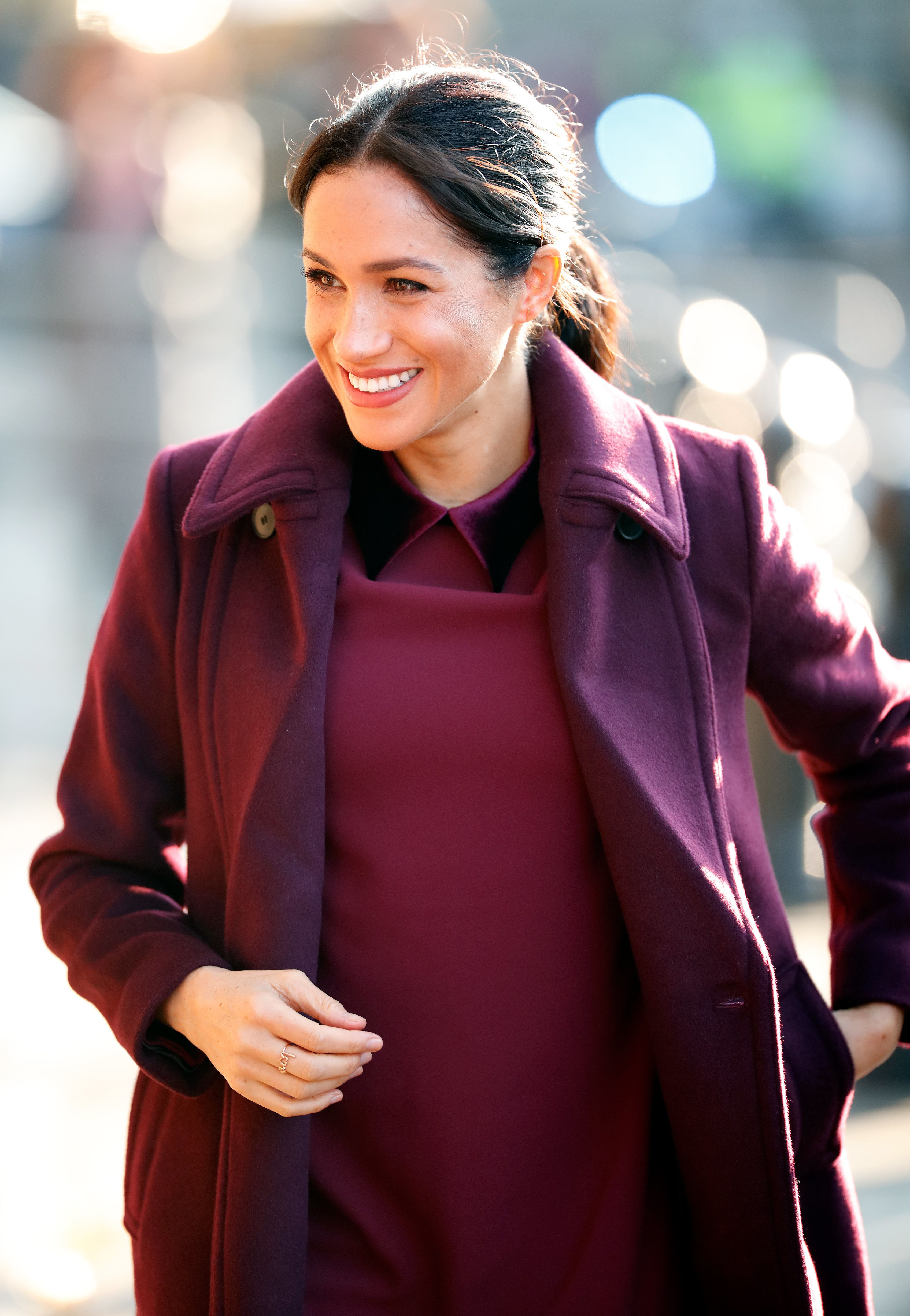 Let's Stop Speculating About Meghan Markle Having Twins (And Lay Off Her Baby Bump,