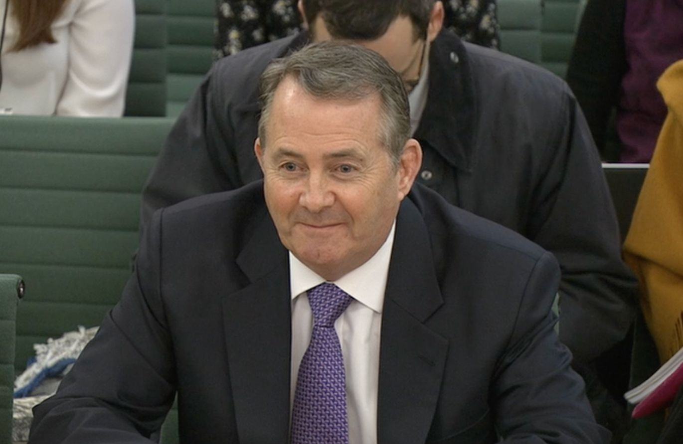 Liam Fox Claims MPs May Try To 'Steal Brexit From The
