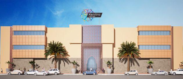 Le futur plus grand mall de Kénitra organise des journées portes