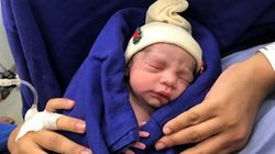 First Baby Born From Dead Donor Womb