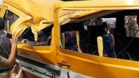 Décès d'une adolescente dans un accident de bus scolaire à