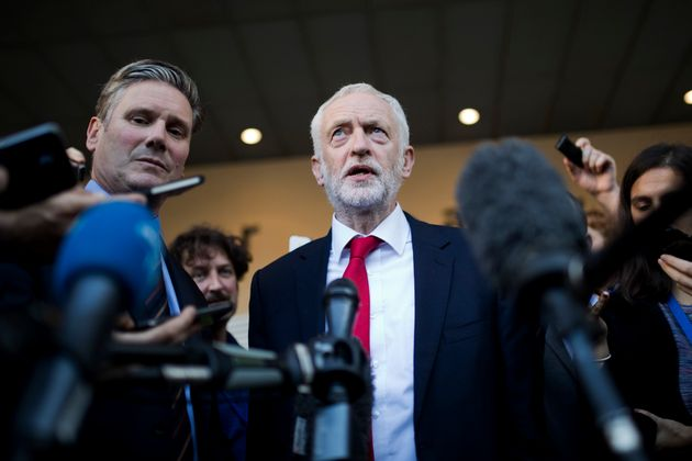 Corbyn Is Running Out Of Time On