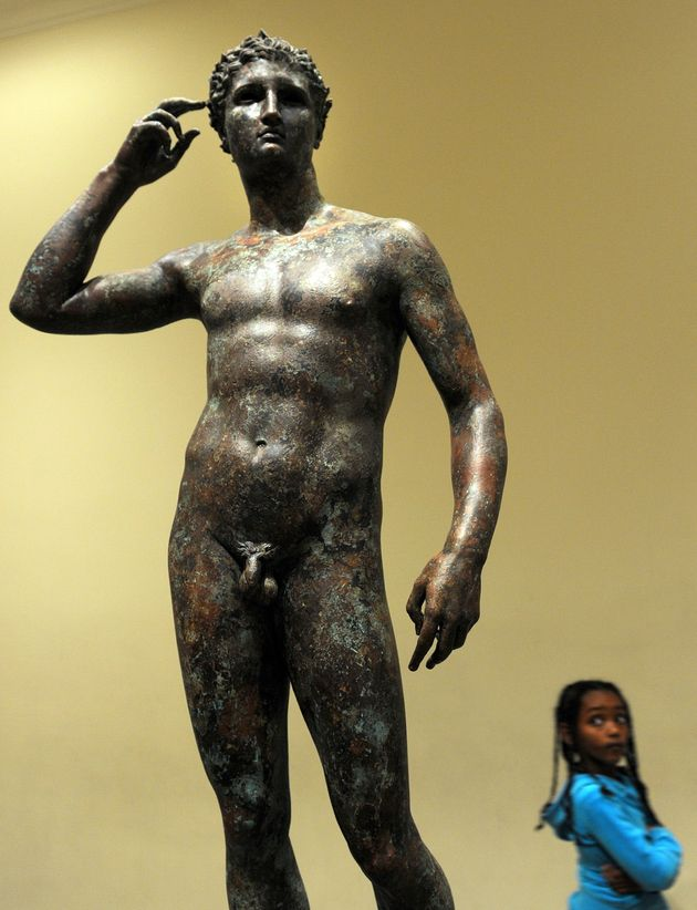 Το ανώτατο δικαστήριο της Ιταλίας ζητά από το Μουσείο Γκετί να επιστρέψει το άγαλμα του «Νικηφόρου