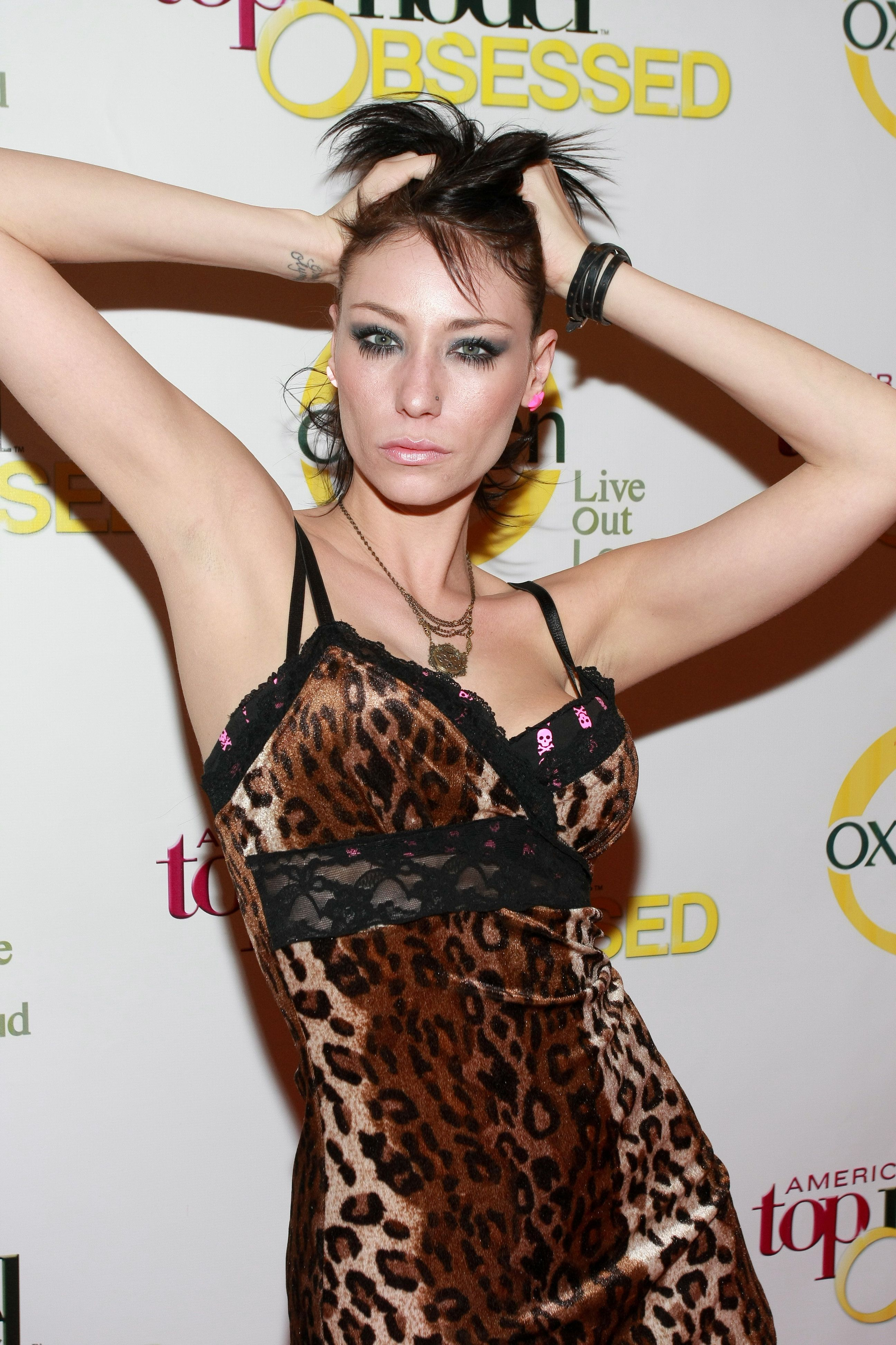 'America's Next Top Model' Star Jael Strauss Dies, Aged