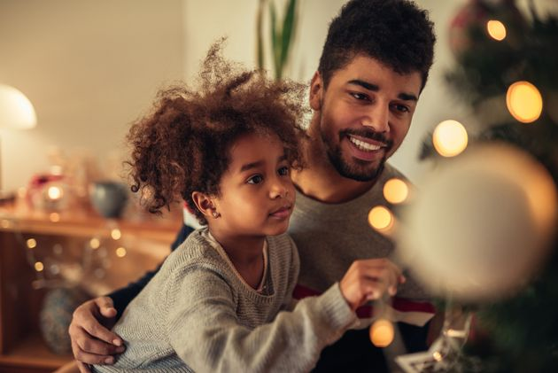 A Parents' Guide To Surviving The Wilderness Of Christmas