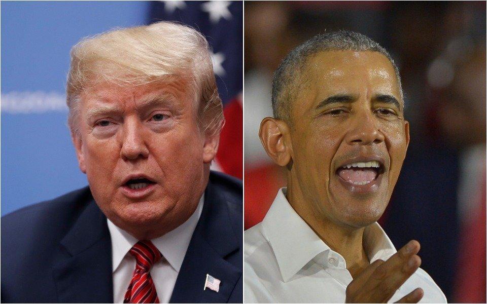 Obama Beats Trump In Twitter 2018