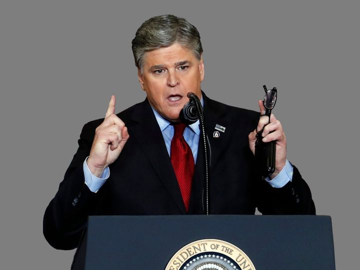 Sean Hannity was Fox News' most tweeted about host.