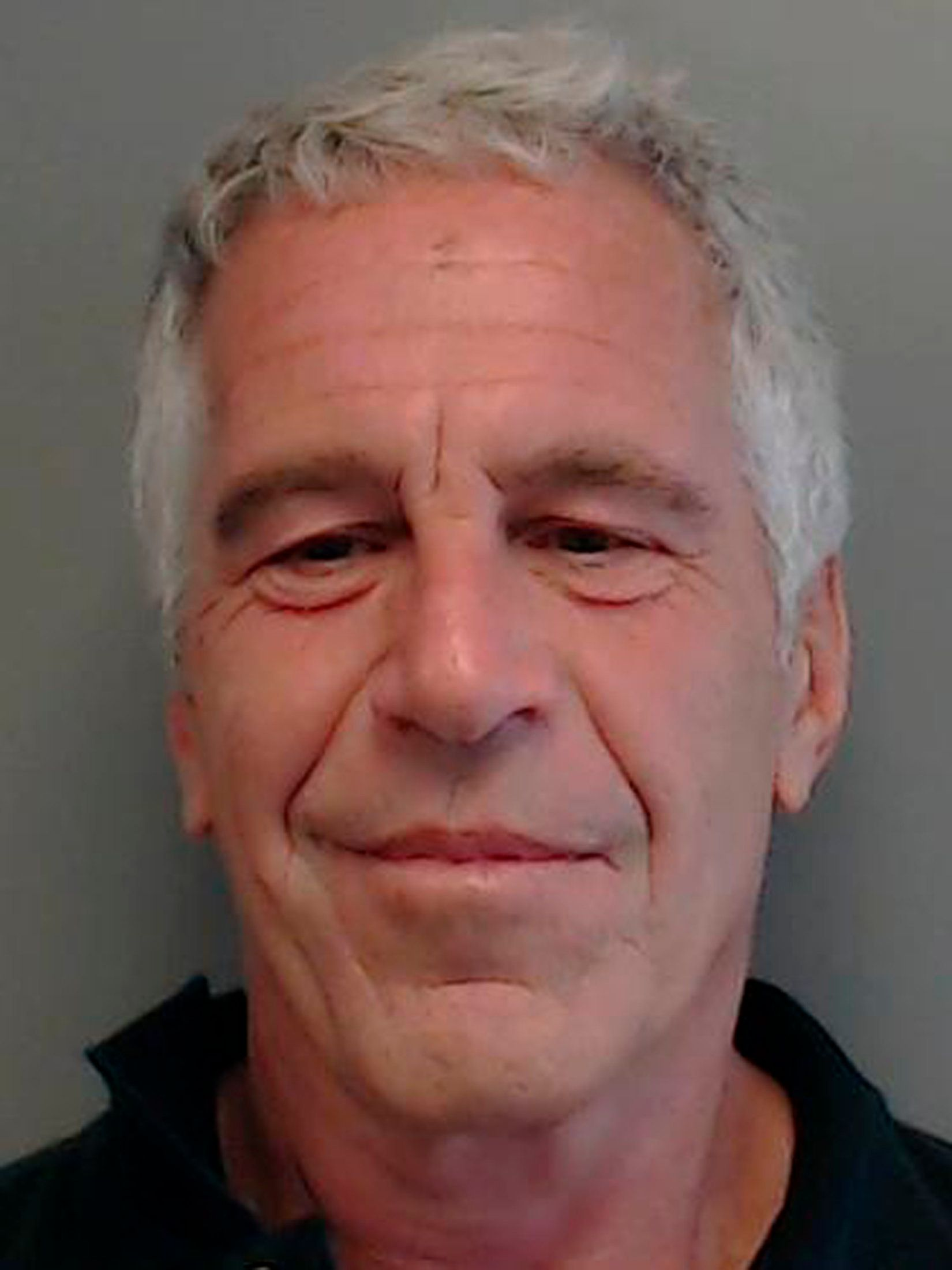 Jeffrey Epstein is shown in this undated Florida Department of Law Enforcement photo. 