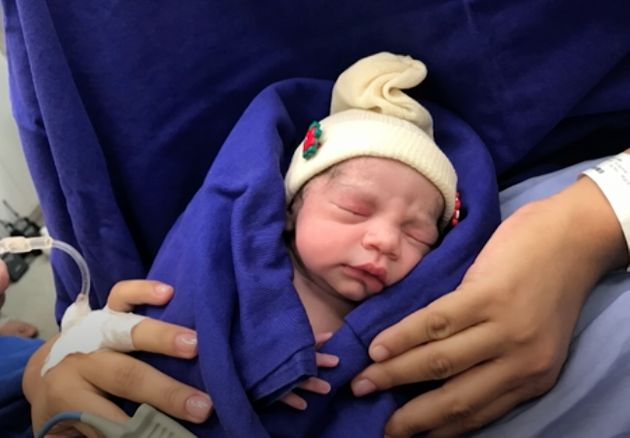 Healthy Baby Born To Woman Who Received World's First Deceased Womb