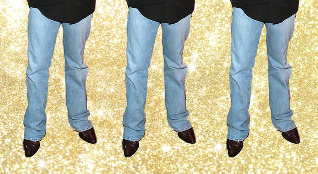 5bf4d6b9a4 Bootcut Jeans Are Officially Back – Is This The Moment We Go  Full ...