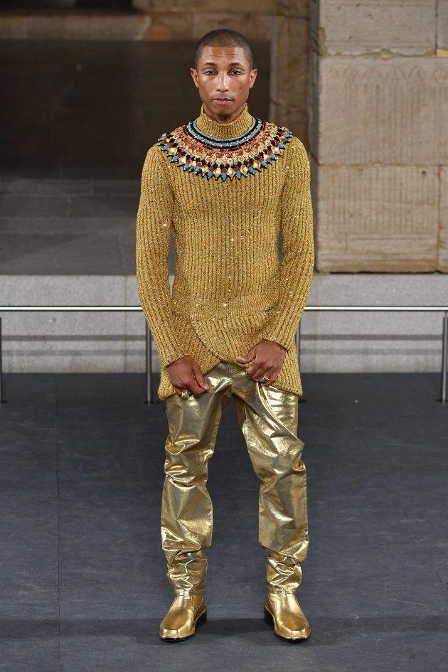 Chanel s'offre un défilé pharaonique, à New