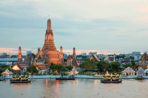 Στη δεύτερη θέση βρίσκεται η Μπανγκόκ.