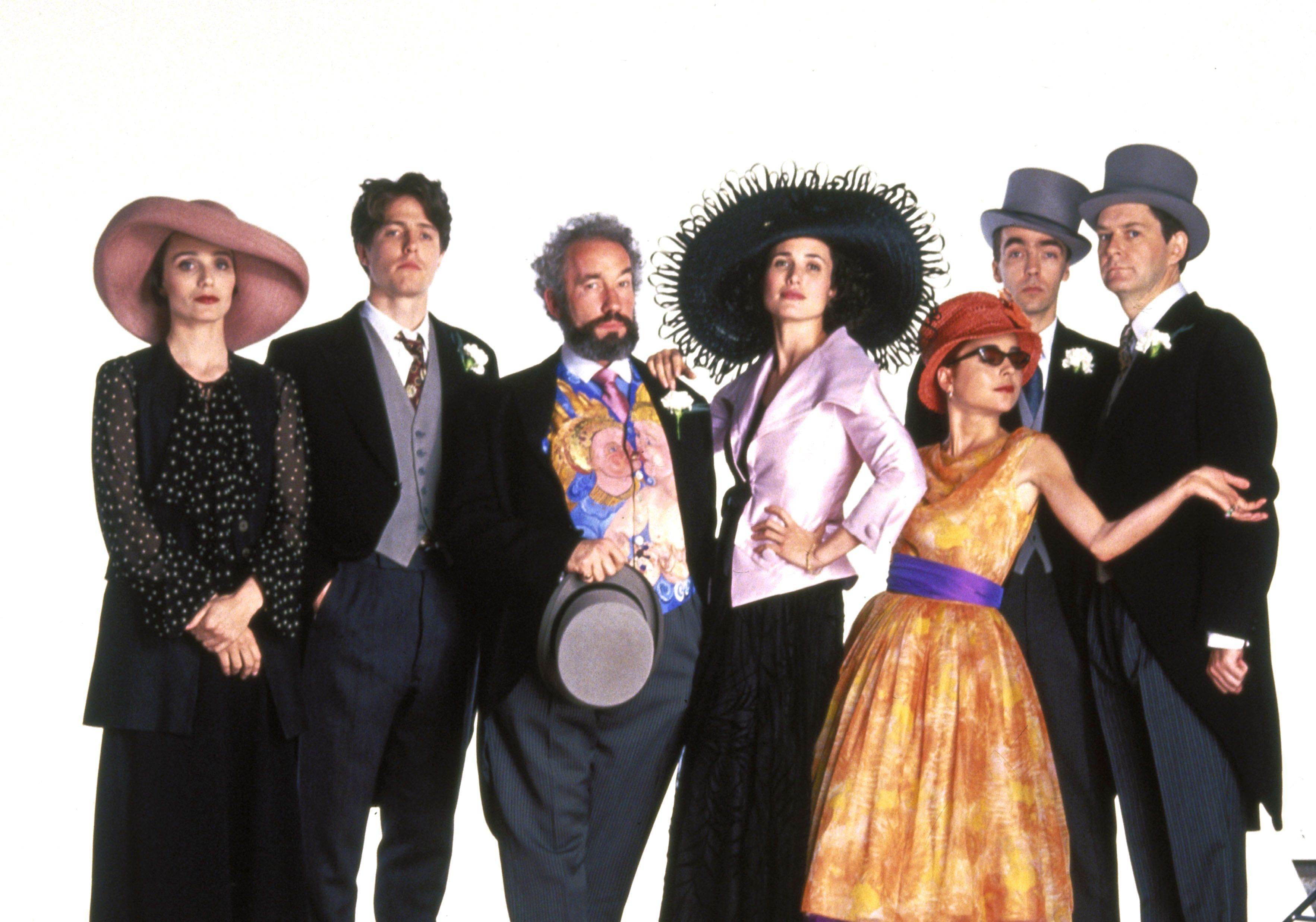 'Four Weddings And A Funeral' Is Getting A Sequel In Aid Of Comic