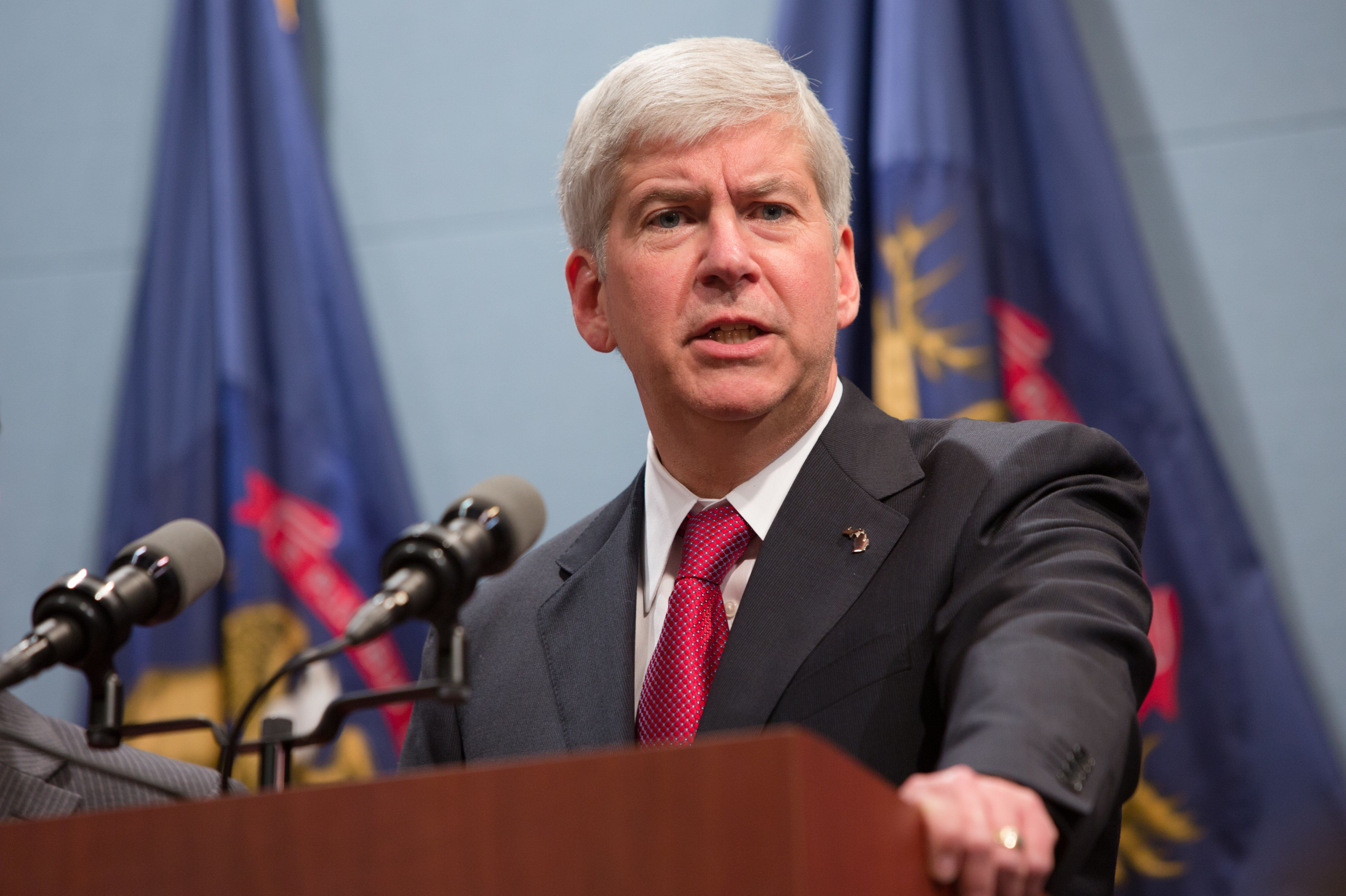 Outgoing Republican Gov. Rick Snyder is expected to sign the gutted bill.