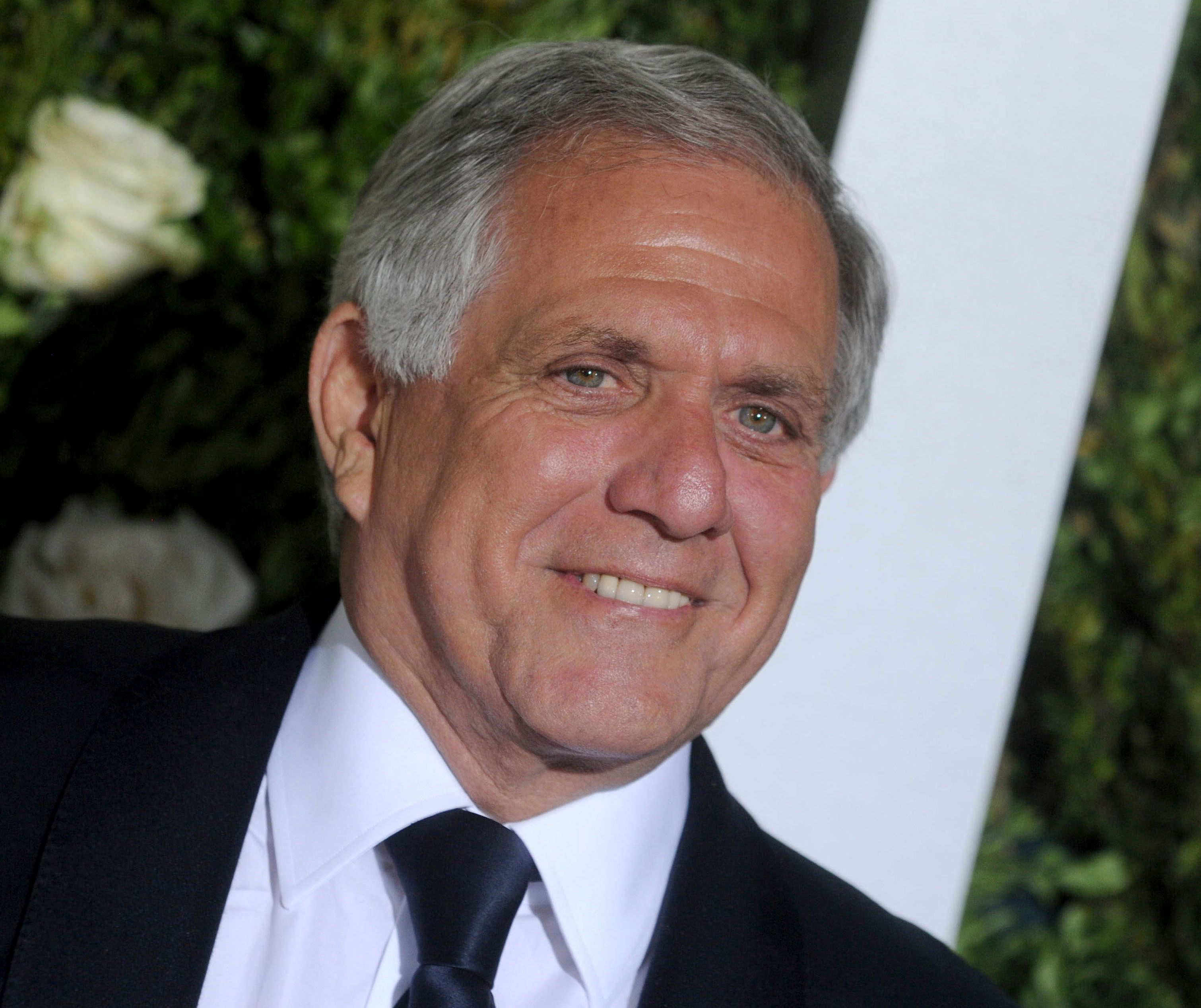 File Photo by: Dennis Van Tine/STAR MAX/IPx 2017 6/11/17 Les Moonves at The 71st Annual Tony Awards in New York City.