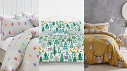 KEEPING COSY: 9 Christmas Bedding Sets To Keep You Warm This
