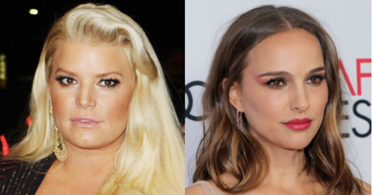 Jessica Simpson Says Natalie Portman Shamed Her For Posing In Bikini As A Virgin