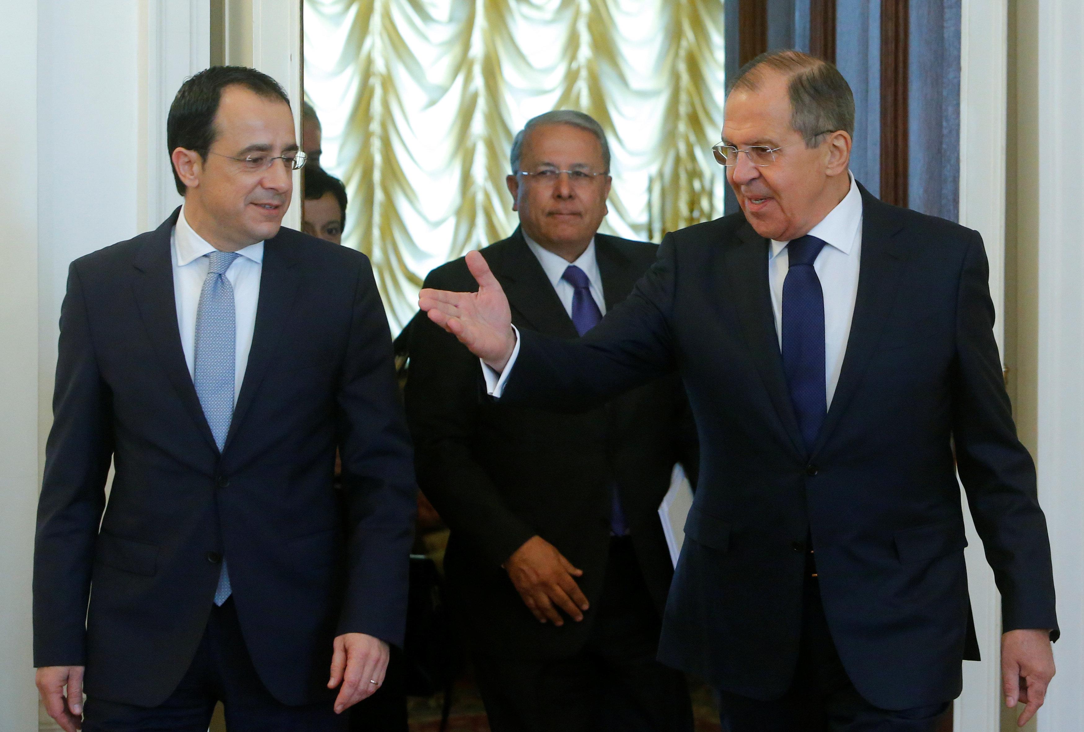 Ένταση μεταξύ Μόσχας-Λευκωσίας για τις δηλώσεις του ρωσικού ΥΠΕΞ περί ΝΑΤΟϊκών δυνάμεων στην