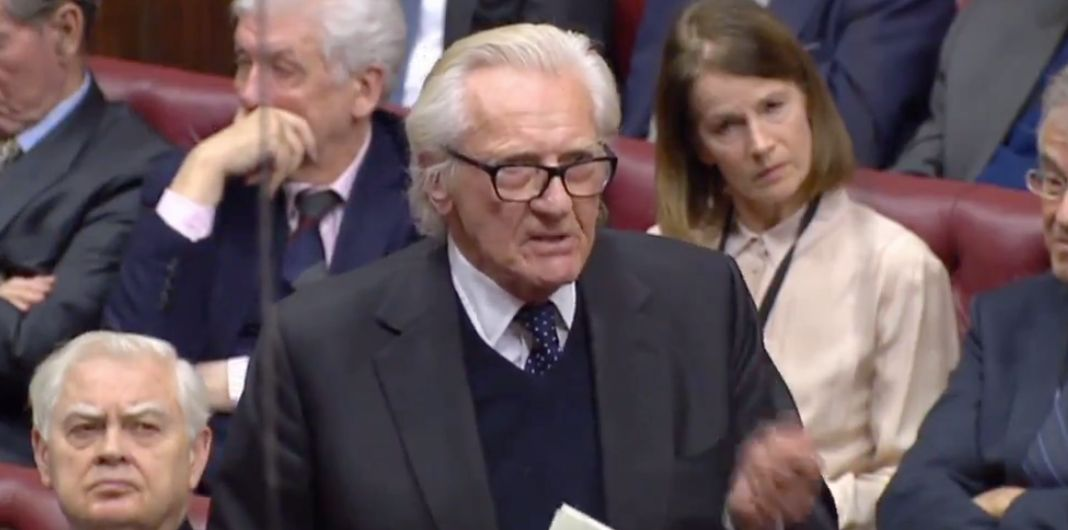 'I Will Have No Part Of It': Michael Heseltine Warns Brexit Will 'Make This Country Poorer' in Blast At May's