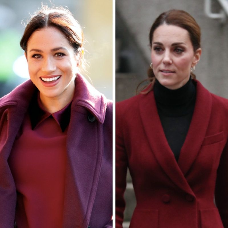 No, Kate Middleton Isn't Stealing Outfit Ideas From Meghan