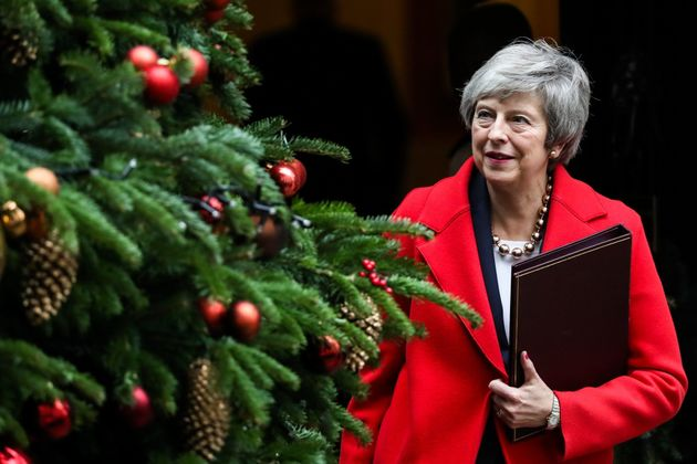 No Deal Brexit Fears Could Save May From Heavy Commons Defeat, Ministers