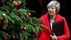 'No Deal' Brexit Fears Could Save May From Heavy Commons