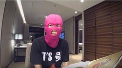 래퍼 마미손이 '소년점프'로 유튜브에서 번 수익을