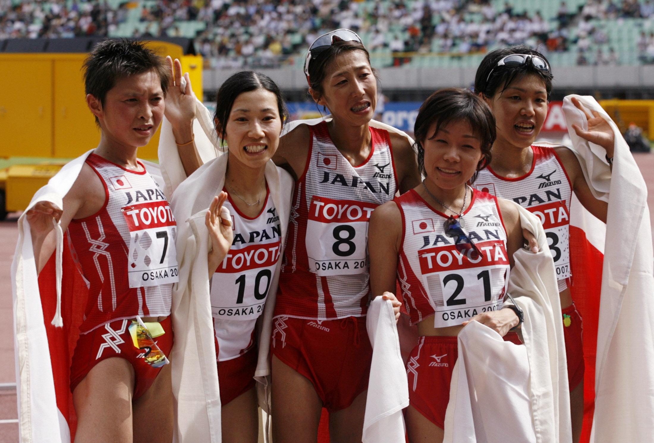 두 차례나 절도를 저지른 일본 전 국가대표가 실형을 받지 않은