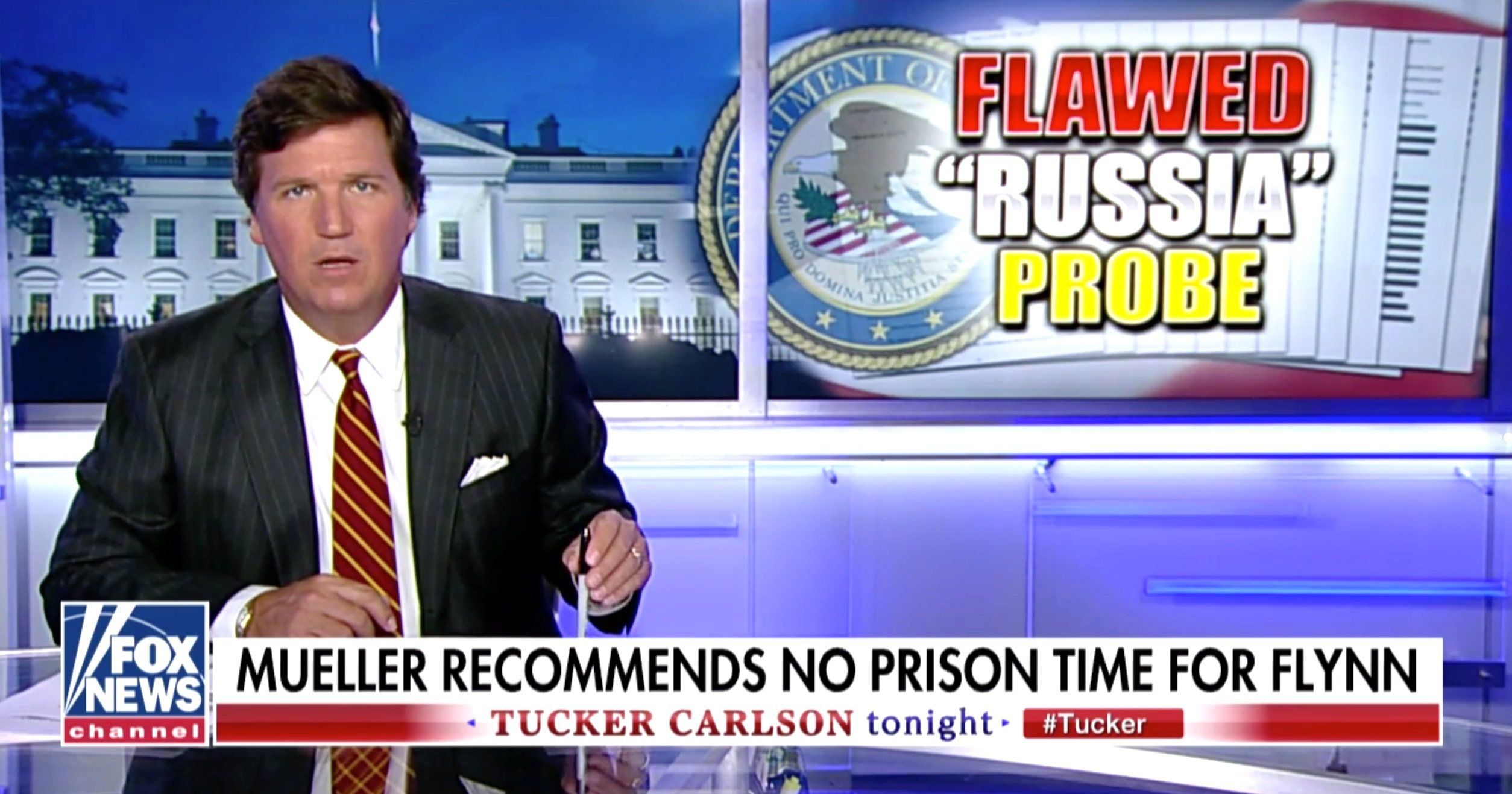 Tucker Carlson Accidentally Delivers 2018′s Greatest Self-Own