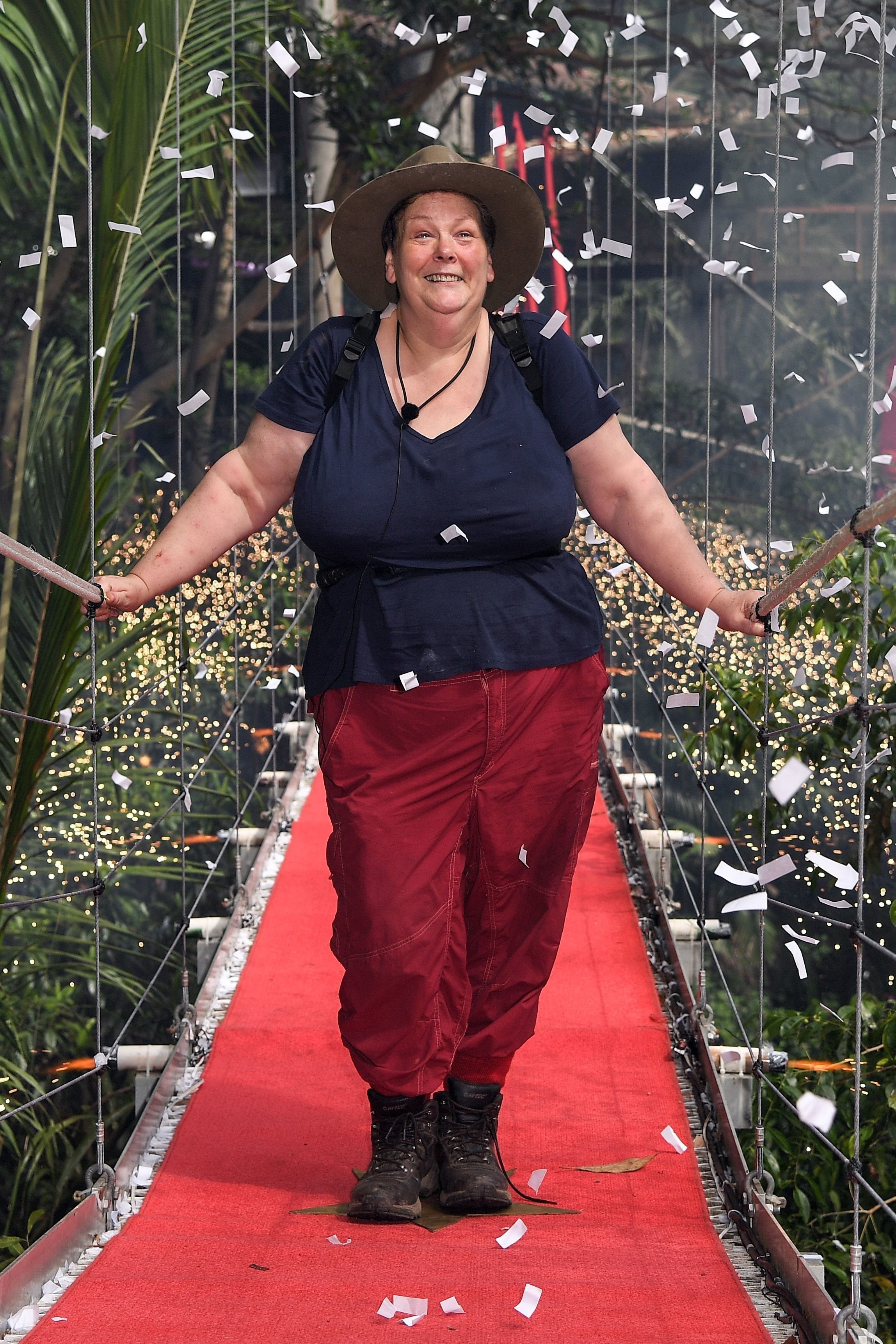 Anne Hegerty Leaves 'I'm A Celebrity' After Latest Public