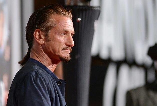 L'acteur Sean Penn à Istanbul pour un documentaire sur